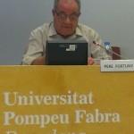 Pere Fortuny, President de l'Associació d'Immolats per la Llibertat de Catalunya