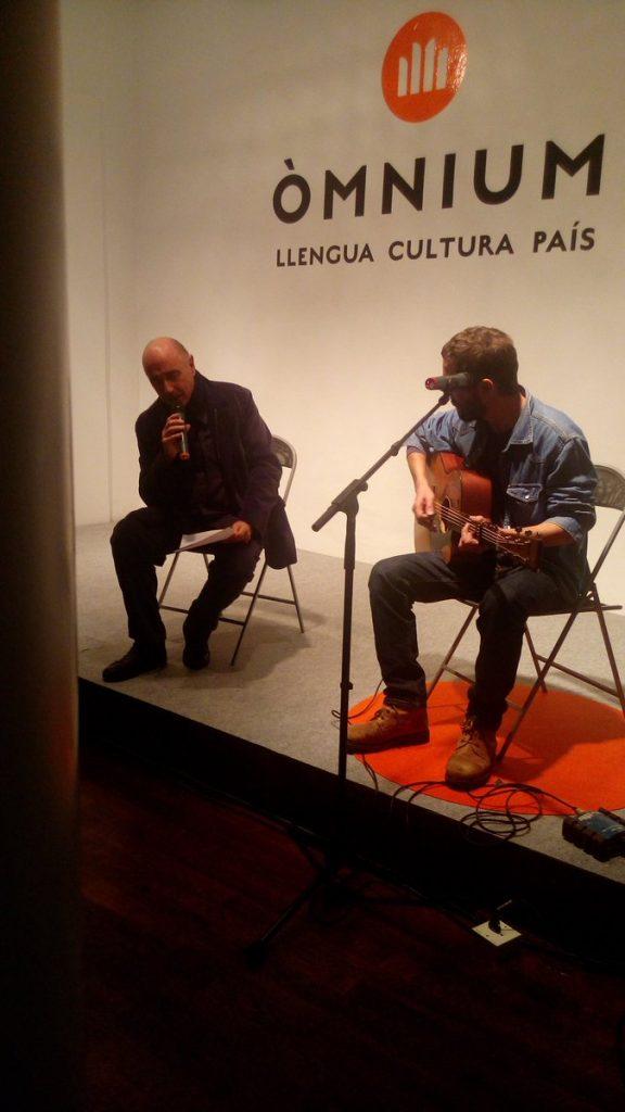 Lluís Llach i Borja Penalba